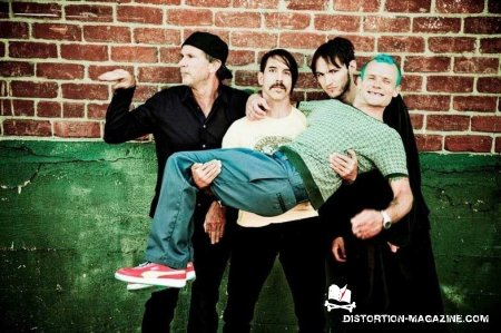 Новаторы Red Hot Chili Peppers