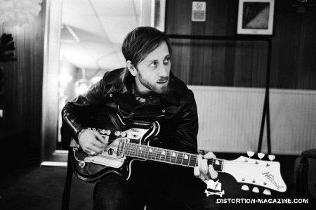 "Backstage группы ""The Black Keys"""
