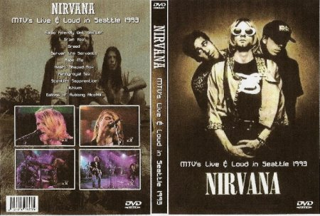 Nirvana - MTV Live And Loud (1993)