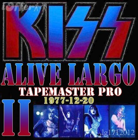 KISS - Live in Largo MD (1977)
