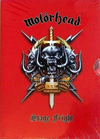 Motorhead - Stage Fright (2005)