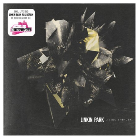 Linkin Park - Living Things (2012)