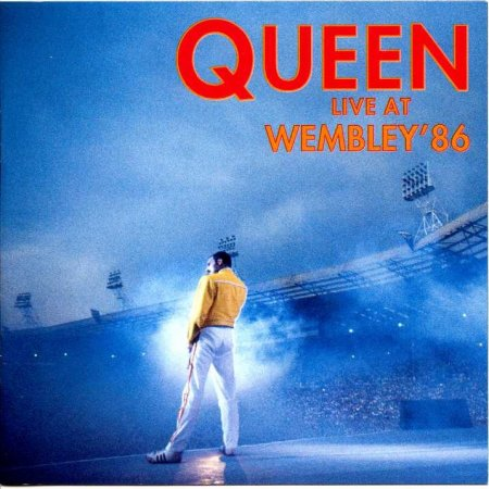 Queen - Live at Wembley Stadium (1986)