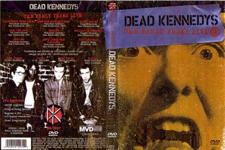 Dead Kennedys - The Early Years Live (2001)