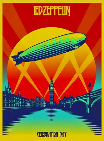 Led Zeppelin - Celebration Day (2012)