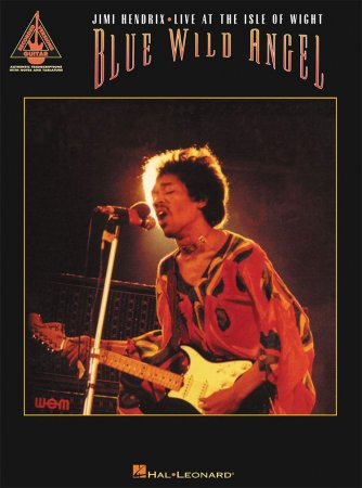 Jimi Hendrix – Blue Wild Angel: Live at the Isle of Wight (2002)