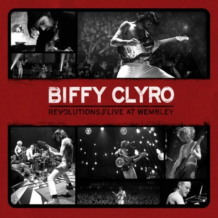 Biffy Clyro - Revolutions // Live At Wembley (2010)