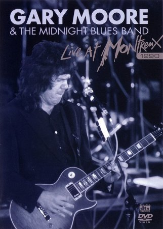 Gary Moore & The Midnight Blues Band – Live at Montreux 1990