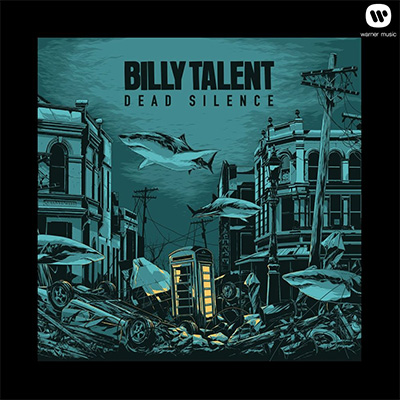 Billy Talent - «Dead Silence» (2012)