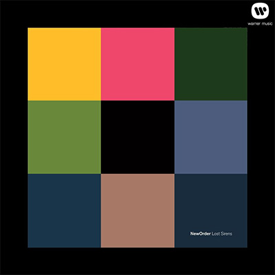 New Order – «Lost Sirens» (2013)