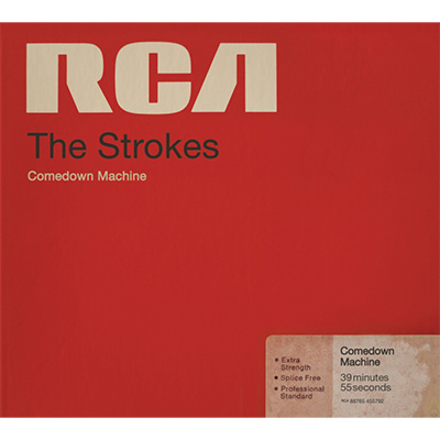 The Strokes – «Comedown Machine» (2013)