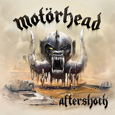 Motorhead - «Aftershock» (2013)