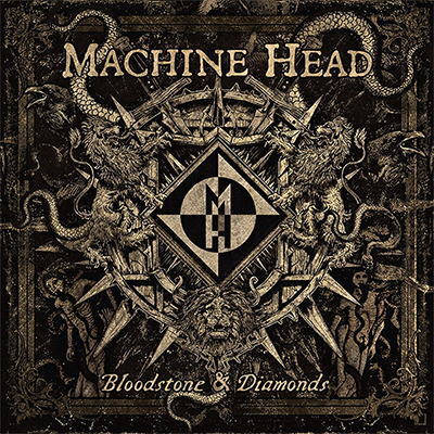Machine Head - «Bloodstone & Diamonds» (2014)