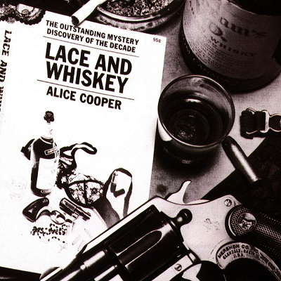 Alice Cooper – «Lace & Whiskey» (1977)