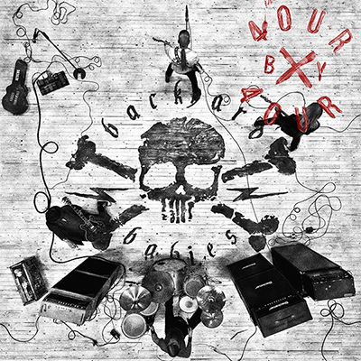 Backyard Babies – «Four by Four» (2015)