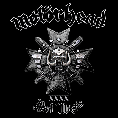 Motorhead – «Bad Magic» (2015)