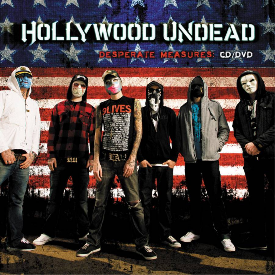 Hollywood Undead - Desperate Measures (2009)