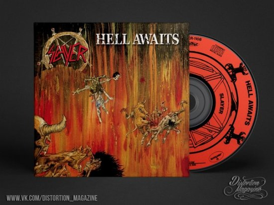 Slayer – «Hell Awaits» (1985)
