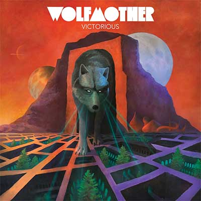 Wolfmother – «Victorious» (2016)