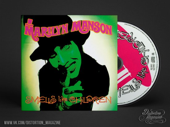 Marilyn Manson – «Smells Like Children» (1995)