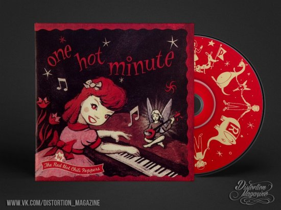 Red Hot Chili Peppers – «One Hot Minute» (1995)