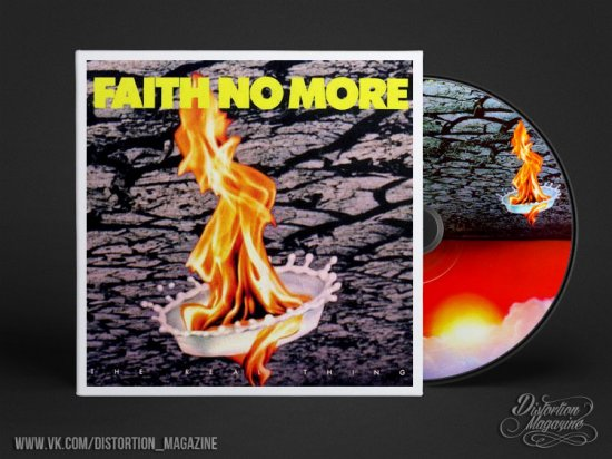 Faith No More – «The Real Thing» (1989)