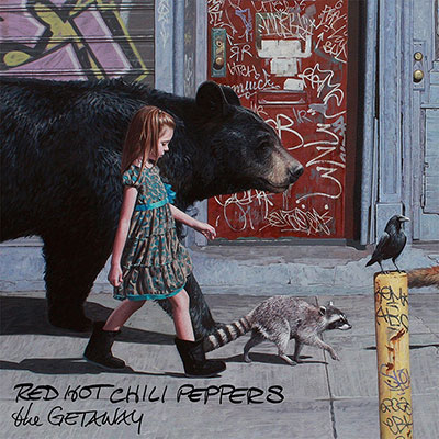 Red Hot Chili Peppers – «The Getaway» (2016)