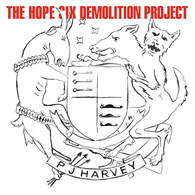 PJ Harvey – «The Hope Six Demolition Project» (2016)