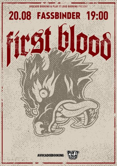 First Blood /20.08.2017 / Fassbinder