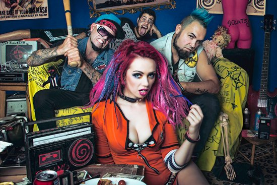 Sumo Cyco: Interview with Skye Sweetnam