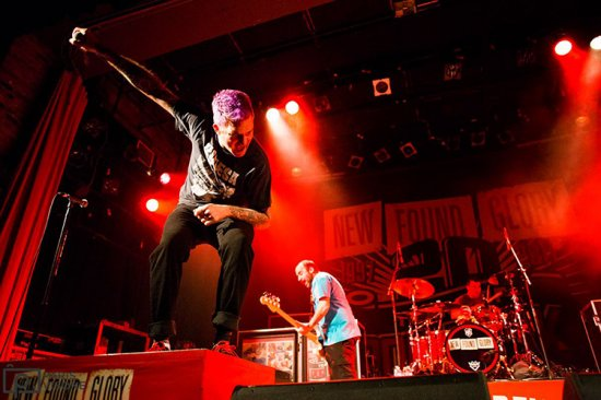 New Found Glory: Interview with Cyrus Bolooki