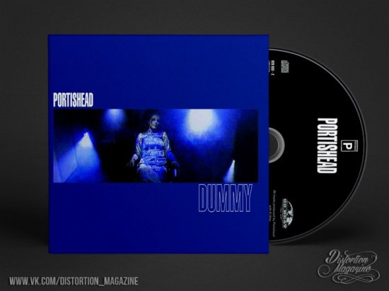 Portishead – «Dummy» (1994)