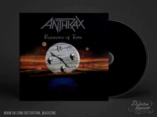 Anthrax – «Persistence of Time» (1990)