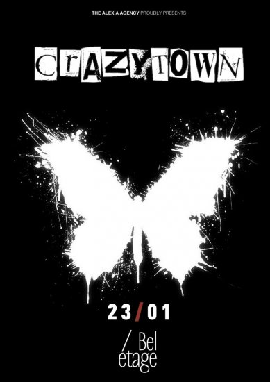 Crazy Town / 23.01.2018 / BelEtage