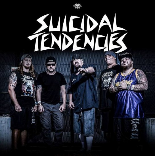«Nothing to Lose» – новый трек Suicidal Tendencies