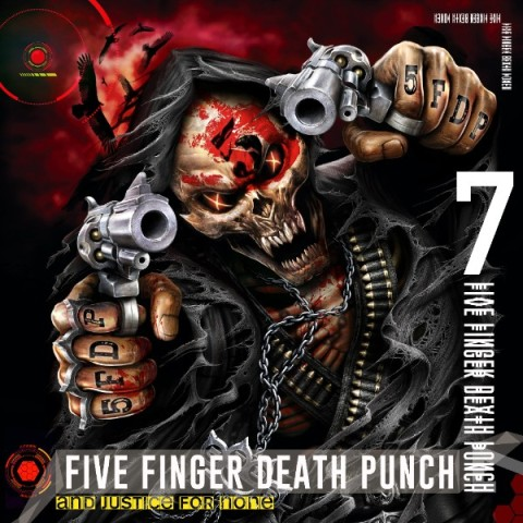 Новый альбом Five Finger Death Punch выйдет в мае