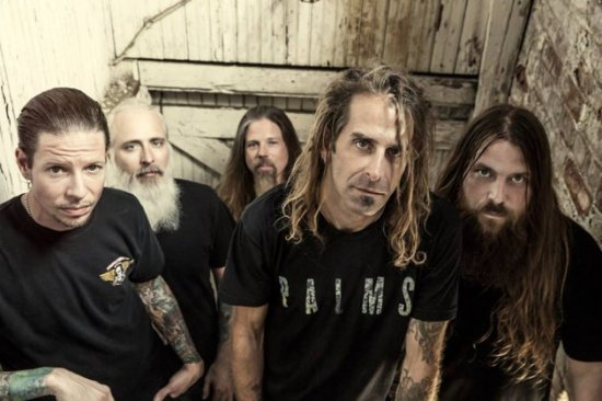 Lamb of God  выпустили кавер на Bad Brains