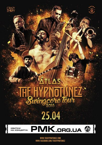 The Hypnotunez / 13.09.2018 / Atlas