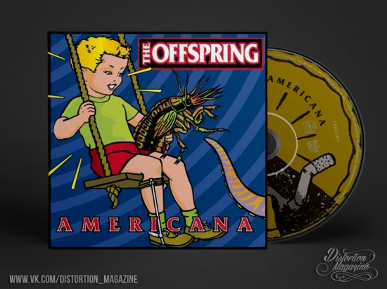 20 лет альбому The Offspring – «Americana»