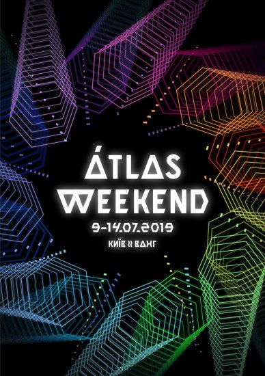 Atlas Weekend 2019 / 09-14.07.2019 / ВДНХ