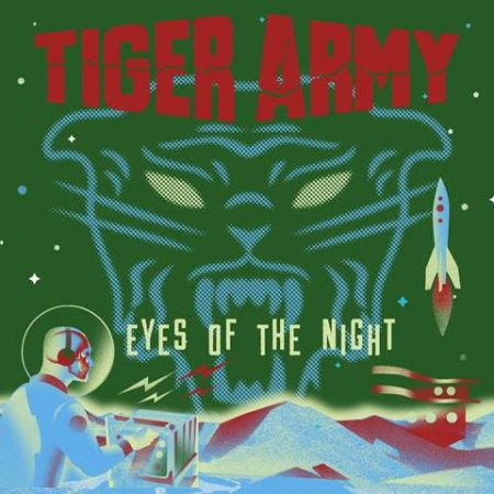 «Eyes Of The Night» – новый трек Tiger Army