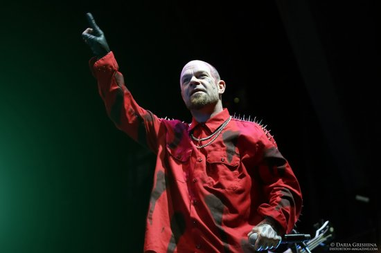 Фотоотчет Five Finger Death Punch 16.01.2020