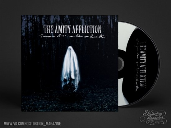 The Amity Affliction – «Everyone Loves You... Once You Leave Them» (2020)