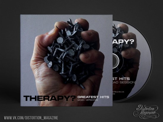 Therapy?: лучшее за 30 лет